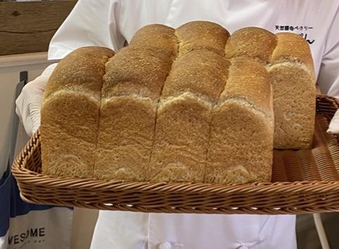 よしぱん食パン