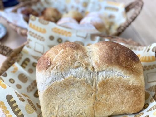 6月自家製食パン
